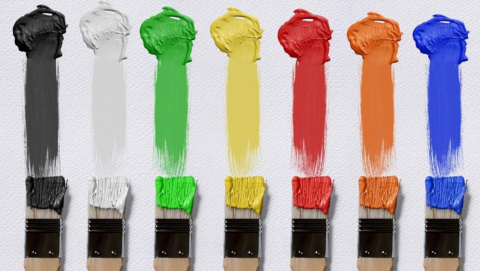 Choix de peinture